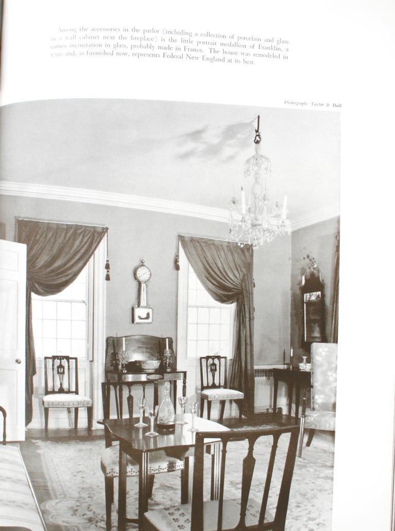 100 Most Beautiful Rooms in America by Helen Comstock For Sale 12