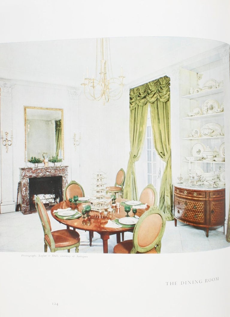 American 100 Most Beautiful Rooms in America by Helen Comstock For Sale
