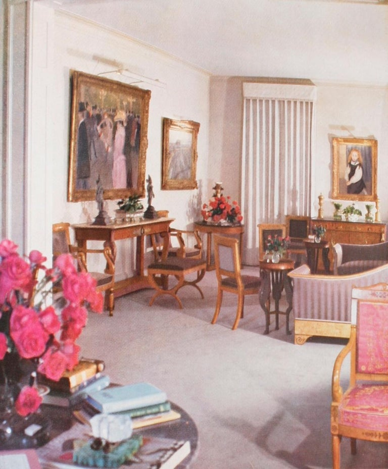 Mid-20th Century 100 Most Beautiful Rooms in America by Helen Comstock For Sale