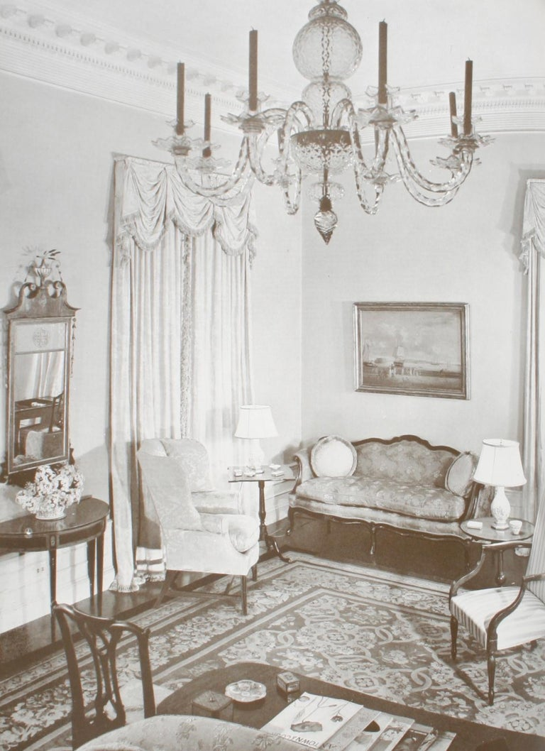 Paper 100 Most Beautiful Rooms in America by Helen Comstock For Sale