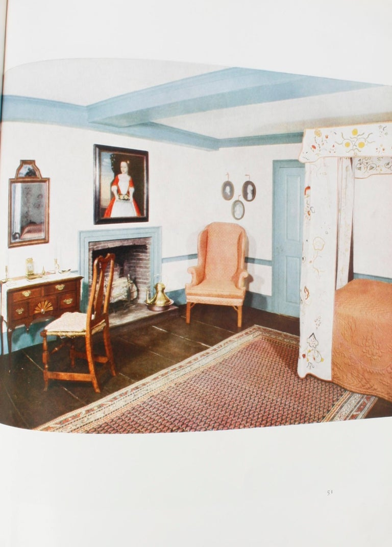 100 Most Beautiful Rooms in America by Helen Comstock For Sale 2