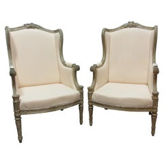 100% Original Finish Swedish Gustavian Bergers