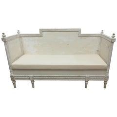 100% Original Finish Swedish Gustavian Sofa