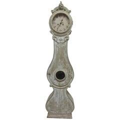 100% Original Painted Swedish Mora Clock