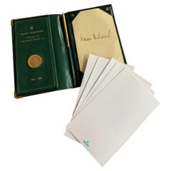 100th Birthday Rolex Gold Coin Set Hans Wilsdorf, 1881-1981