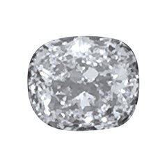 1.01 Carat GIA E/ VVS2 Cushion Diamond