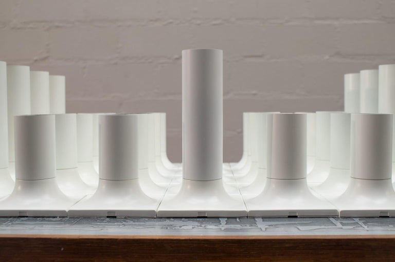 Space Age 101 Ceilings or Wall Lamps from Rolf Krüger for Staff Leuchten, 1960s, Germany For Sale