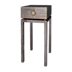 101 Ring Tall Bedside Table