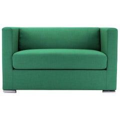 102 Seafoam Green Sofa