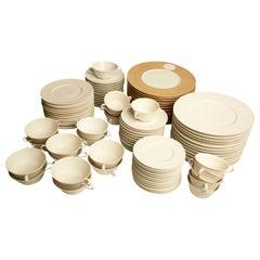 103 Piece Set of Arkadia Patter KPM China Dinnerware