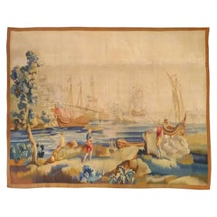1034 - Late 18th Century Brussels Tapestry