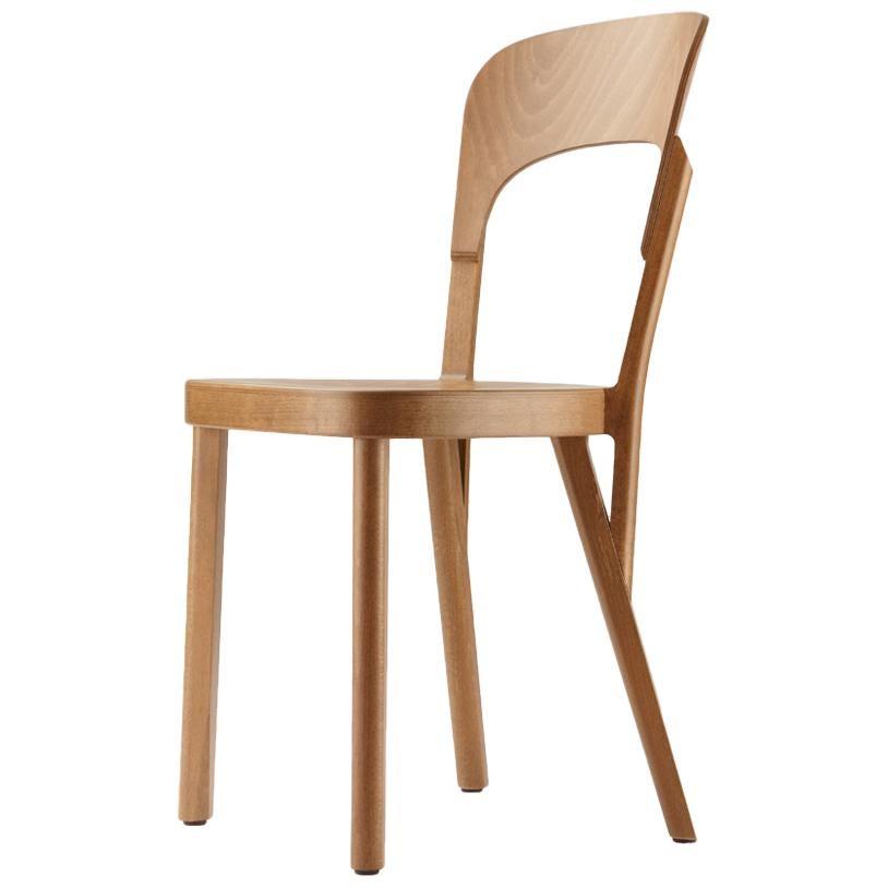 107 Solid Wood Chair Designed by Robert Stadler