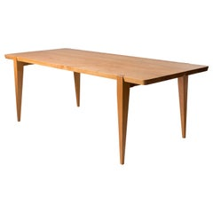 """108"""" Oslo Dining Table in Cherry by Studio Moe"""