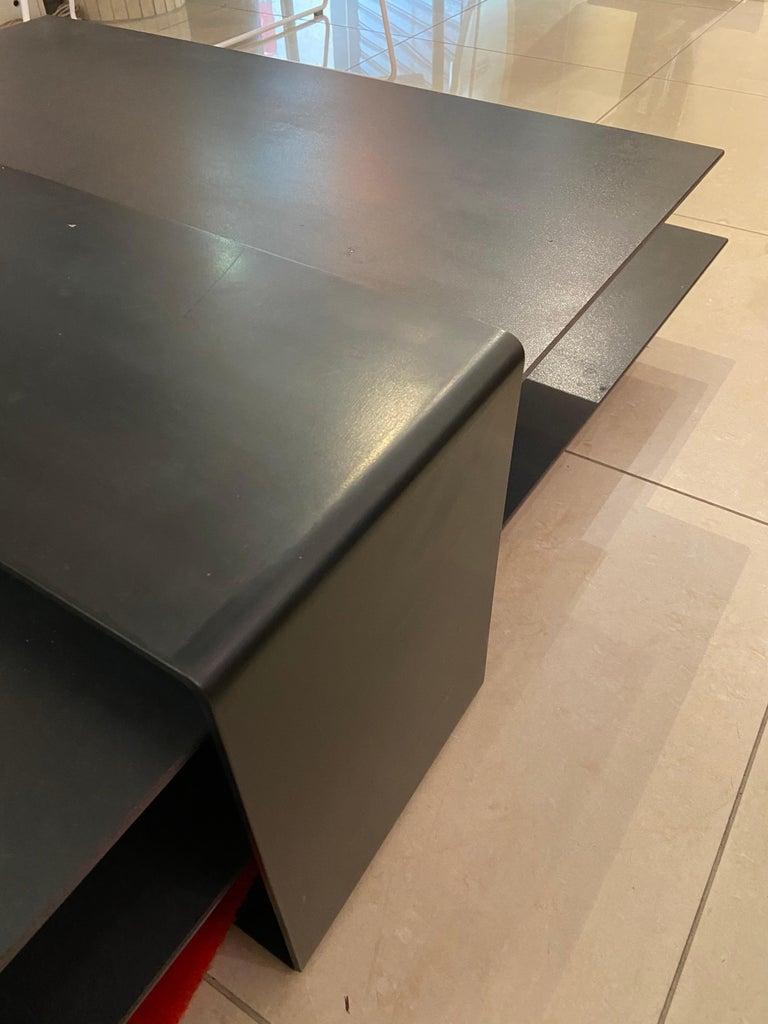 Contemporary 10surdix and Marion Steinmetz, Ceramic Coffee Table, circa 2019 For Sale