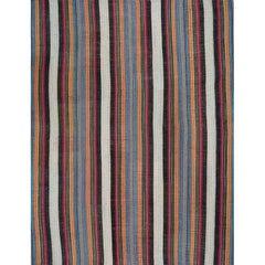 Navajo Style Flatweave Persian Kilim Rug – 109829