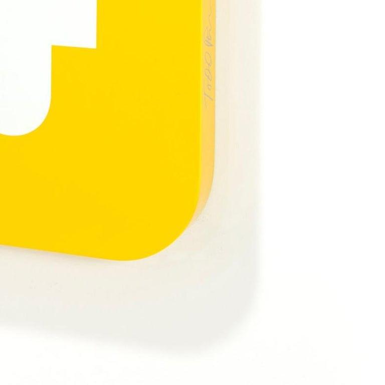 Todd Pierce, Yellow Cab - Contemporary Art by Todd Pierce