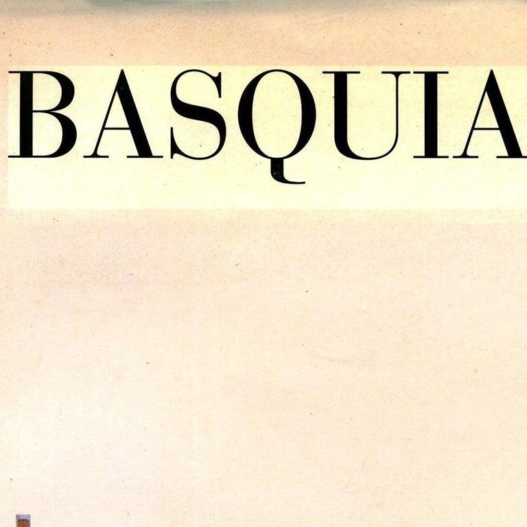 Vintage Basquiat Paris Exhibition Catalog (Basquiat Texas)  - Pop Art Art by (after) Jean-Michel Basquiat