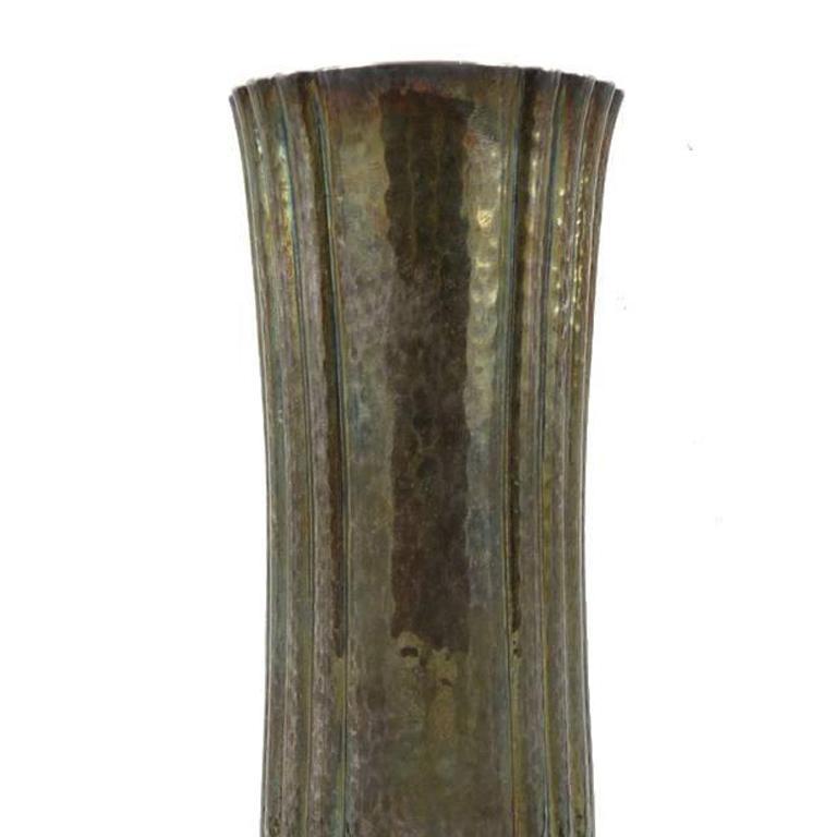 Silver Vase by Josef Hoffmann for Wiener Werkstätte, circa 1925 For Sale 3