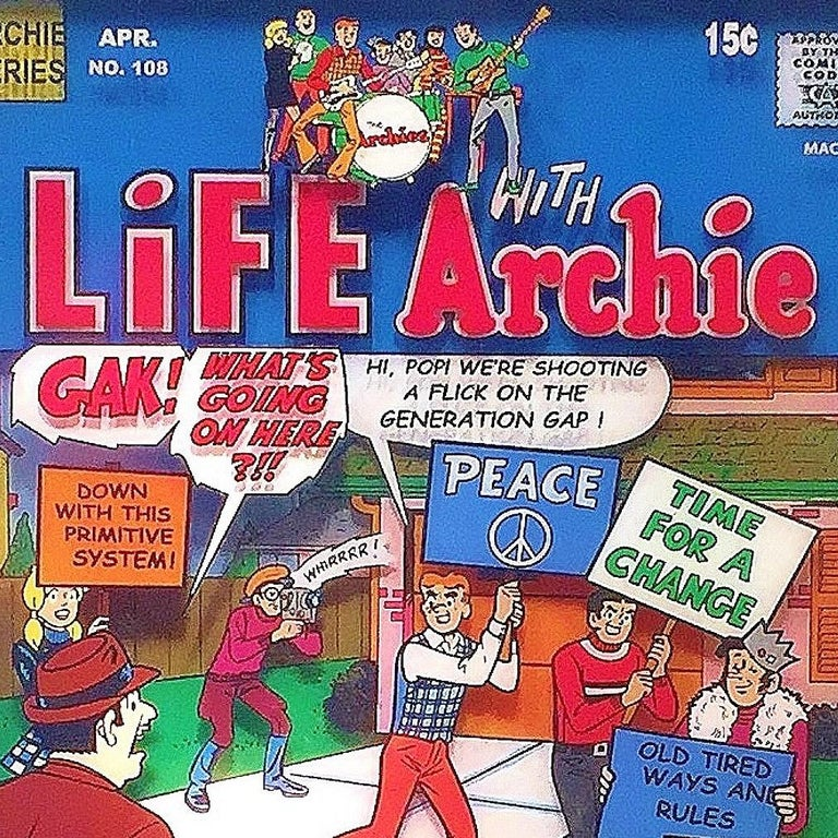 Life with Archie, Volume 1, #178, 1971 For Sale 1