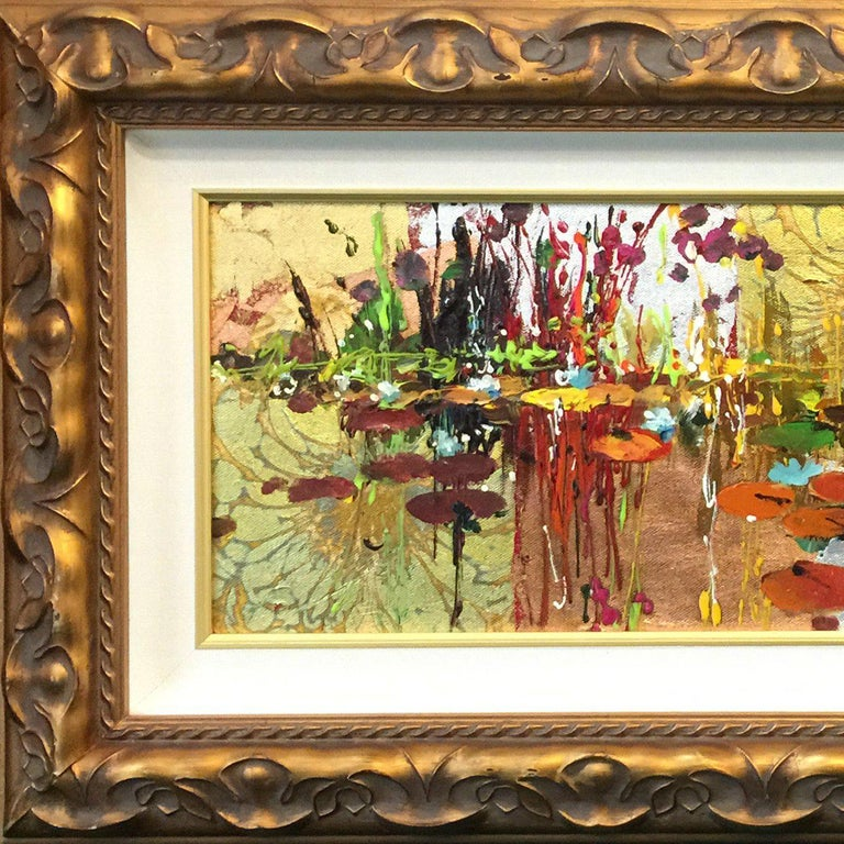 GIVERNY IN GOLD For Sale 1