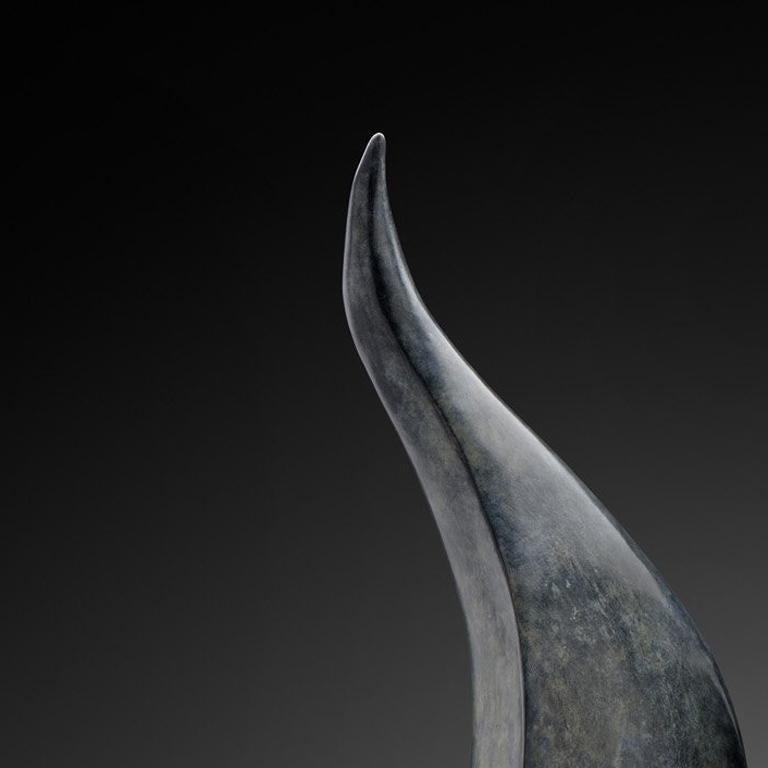 Escarmouche - Sculpture by Isabelle Thiltgès