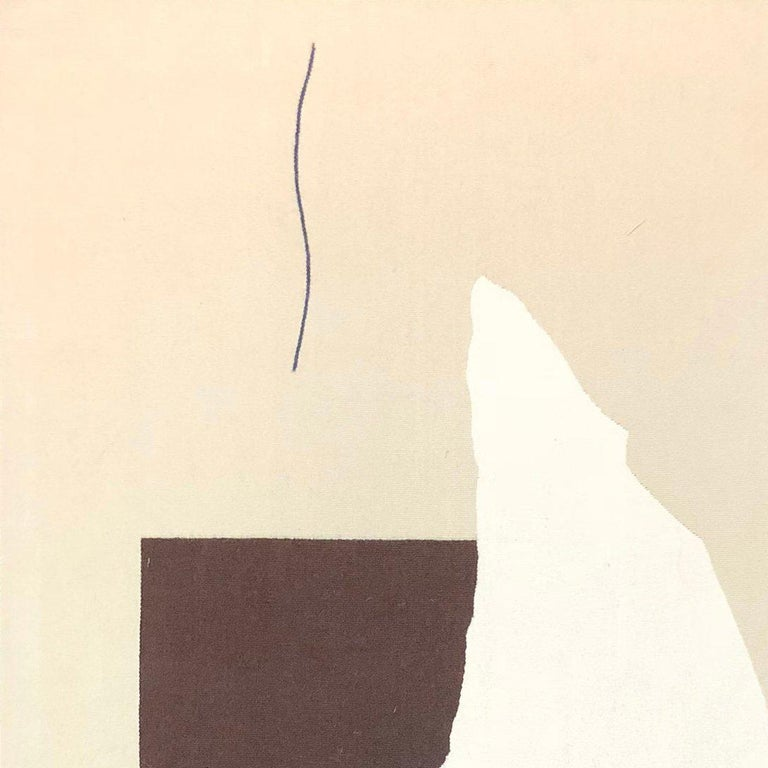 Cabaret I - Abstract Expressionist Art by (after) Robert Motherwell