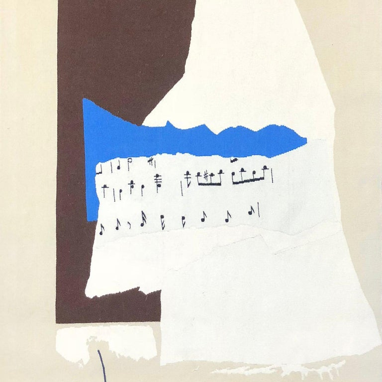 Rare limited edition:  (after) Robert Motherwell