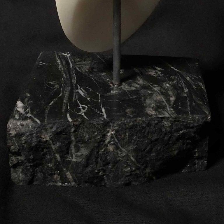 Clycladic Sister II - Modern Sculpture by Steven Lustig