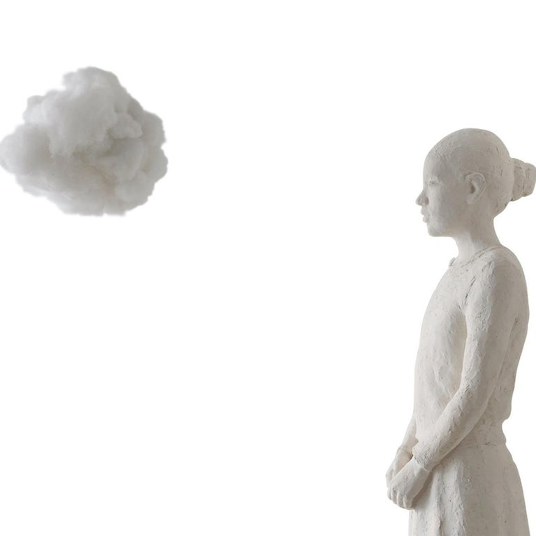 The Cloud - Sculpture by Isabelle Corniere