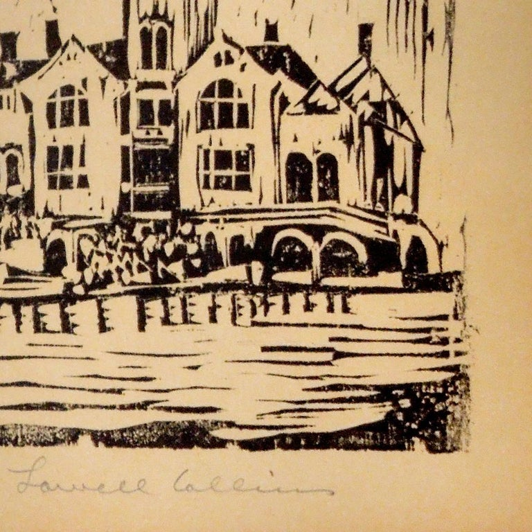 Untitled (Town Square) For Sale 1