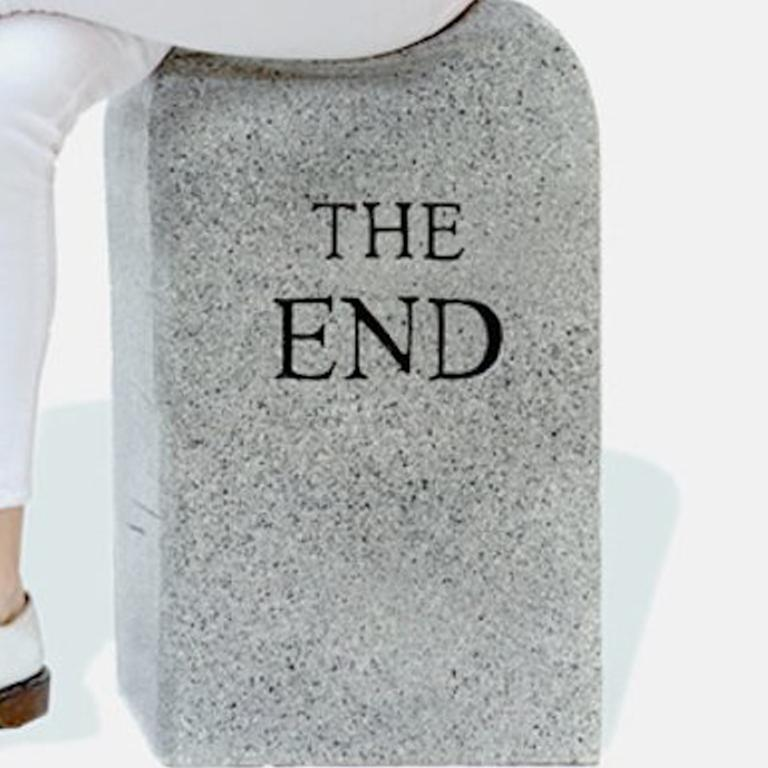 The End (granite) For Sale 3
