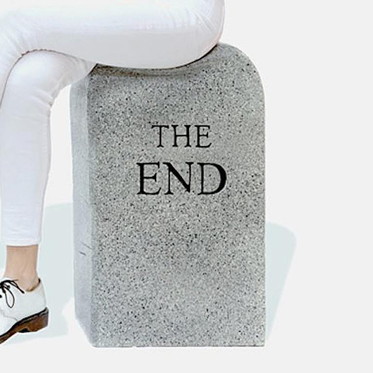The End (granite) For Sale 2
