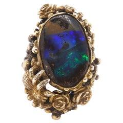 11.25 Carat Opal Ring