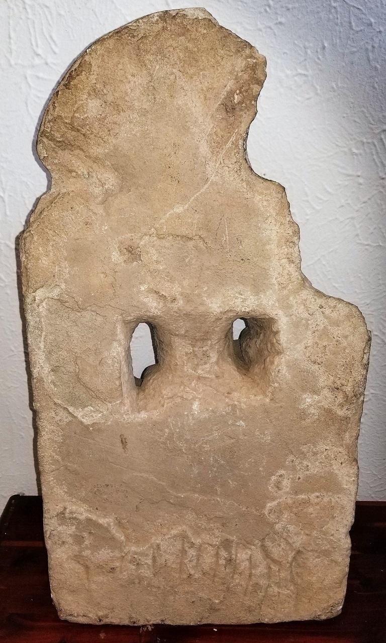 11th Century Saraswati Buff Sandstone For Sale 8
