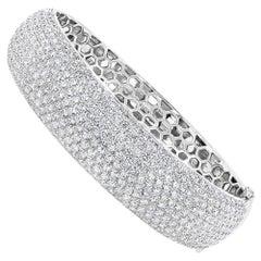 12 Carat Diamond Bangle