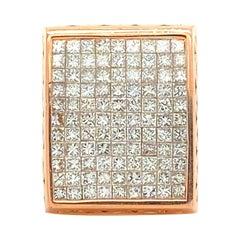 12 Carat Diamond Ring