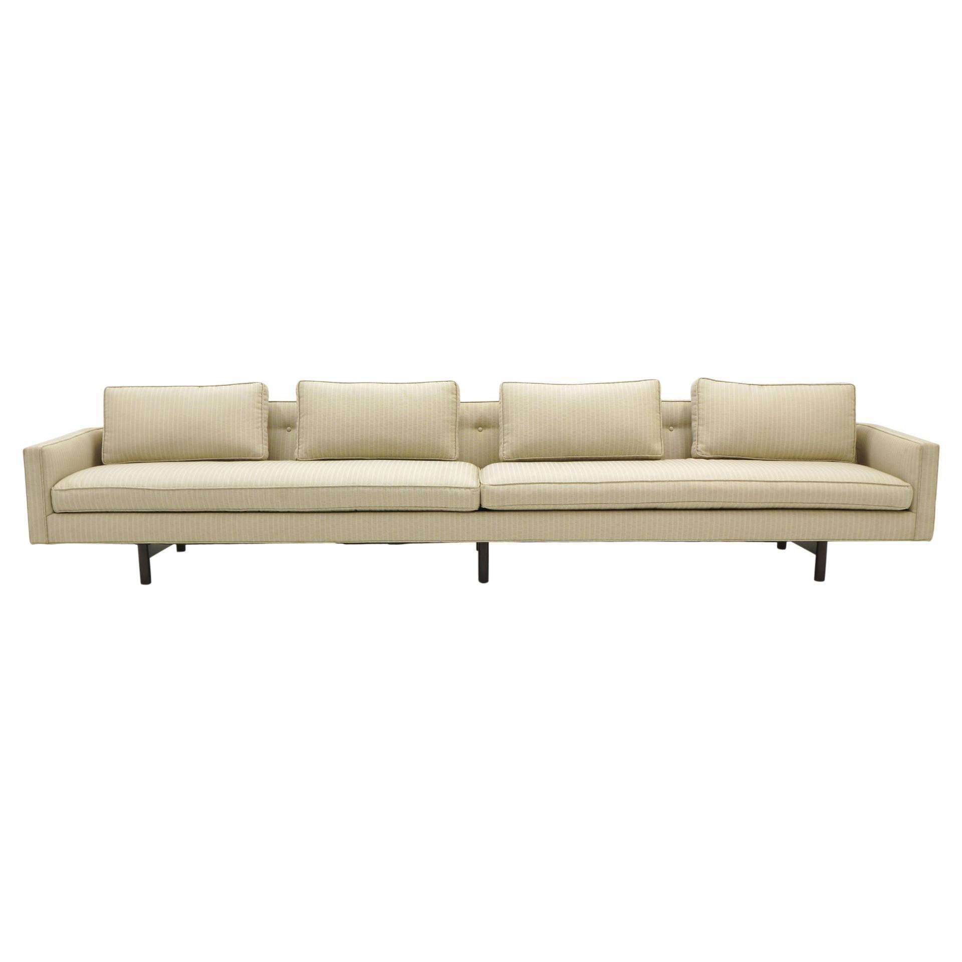 12 Foot Dunbar Sofa Designed by Edward Wormley