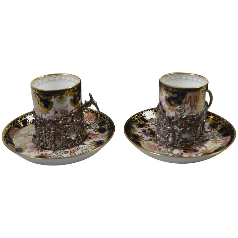 12-Piece Antique Sterling Coffee Service For Sale