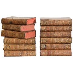 """12 Volume Set """" Histoire De Venise"""", France, 1760"""