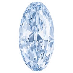 1.20 Carat Fancy Intense Blue