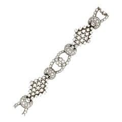 12.00 Carat Diamond Bracelet