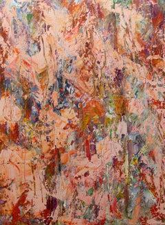 Jungle, Painting, Acrylic on Canvas