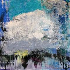 Arctic Dream, Painting, Acrylic on Canvas