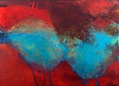 Sea Change, Painting, Acrylic on Wood Panel