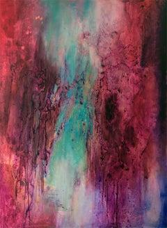 Always, Painting, Oil on Wood Panel