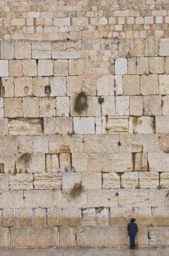 Jerusalem - Western Wall, Photograph, C-Type