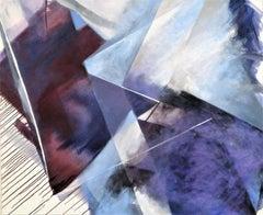 Taking Flight, Painting, Oil on Canvas
