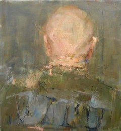Scarecrow, Painting, Oil on Canvas