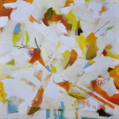 328 Reflections 2, Painting, Oil on Canvas