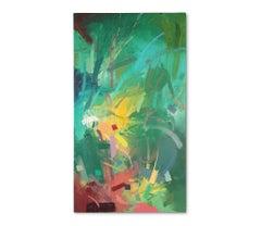 'Tropics', Painting, Acrylic on Canvas